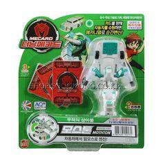 #TurningMecard #Mothton White Ver #Transformer #Korea TV Animation Car #Toy