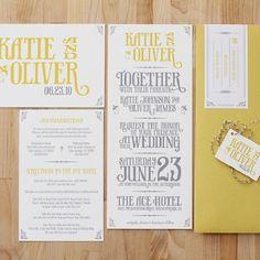 Para lograr un concepto de boda armónica imprime el color de la boda en las Invitaciones boda http://elblogdemariajose.com/aplicar-los-colores-de-la-boda/ #bodas #elblogdemariajose #colorboda