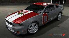 OSU Mustang