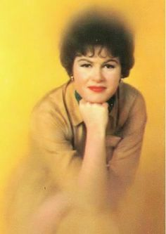 """Patsy Cline Hits: """"Walkin' After Midnight"""", """"I Fall to Pieces"""", """"She's Got You"""", """"Crazy"""" and ended in 1963 with """"Sweet Dreams"""". She is best known for her rich tone, emotionally expressive bold contralto voice. She won awards and accolades, leading many to view her as an icon at the level of Jim Reeves, Johnny Cash and Elvis Presley. Ten years after her death, in 1973, she became the first female solo artist inducted to the Country Music Hall of Fame."""