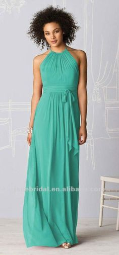 turquoise bridesmaid dress but maybe a bit shorter