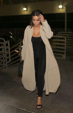 Kim K all day, wanna-be-kardashian:   April 8th, 2016 - Kim out...