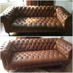 Restoring Worn, Faded Or Dirty Leather Furniture In The Baltimore ,  Washington DC Region | Ideas For The House | Pinterest | Couch Repair,  Leather Furniture ...