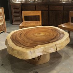 Home-Dzine - One-of-a-kind coffee tables from reclaimed timber
