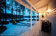 Myynnissä - Omakotitalo, Ähtäri,  #kesämökki #terassi #ähtäri
