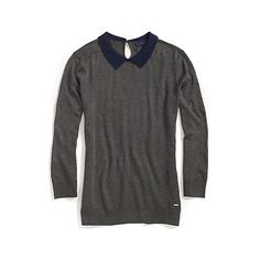Collared Sweater | Tommy Hilfiger USA