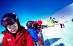 Ski Wanaka New Zealand : Wanaka & Queenstown Skiing : Cardrona Alpine Resort