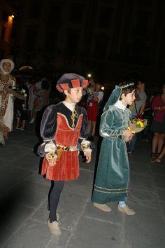 Middeleeuws Feest, Florence