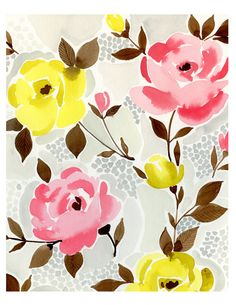 Rose+Play+Art+Print+by+stephanieryanart+on+Etsy,+$22.00
