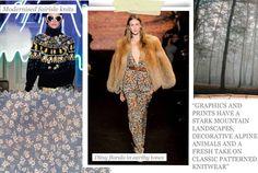 Printsource Fashion Trends: Fall Winter 2013-2014 | Blue Bergitt      NEW TAKE ON KNITWEAR