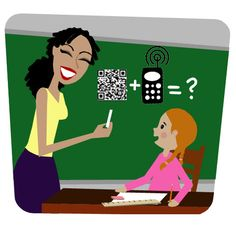 Ways to use QR Codes in the Elementary Classroom and Using Google Docs to Create Them.