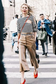 how to wear gaucho pants -