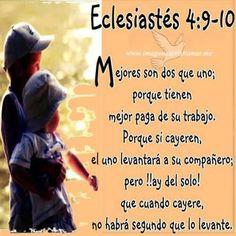 cristianas de amistad eclesiastes.jpg (445×445)