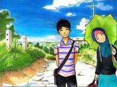 Muslim Couples Love Life My Dream Anime Novels