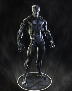 My fan art project on Marvel's Black Panther. It was a challenge from my studio mate and mentor (who's a true badass) to take a character from start to finish in a game pipeline. Black Panther Storm, Black Panther Comic, Marvel Statues, Free Hand Drawing, Marvel Cinematic Universe, The Fosters, Marvel Comics, Art Projects, Avengers