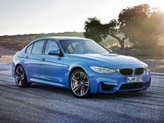 BMW M3 : Nouveautés auto 2014