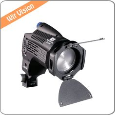 145.00$  Buy here - http://aiubm.worlditems.win/all/product.php?id=32639068850 - Mini Focusable LED Fresnel Spotlight with barndoor and Filter For Canon Nikon Sony Camera Camcorder