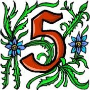 Significato del Numero 5