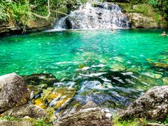 Carrancas - Foto: John Brandão (Flickr) What To Pack, Beautiful Places To Visit, Wanderlust, Tropical, Country, Awesome, Water, Travel, Outdoor