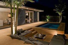 Future terrasse et futur Spa !