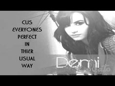 Believe in me by Demi Lovato :')  (This song right here, is one of the most amazing, and touching songs in the entire world. And it was written by one of my biggest inspirations, Demi Lovato.)