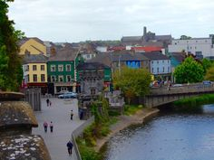 Kilkenny, Ireland - a charming town and beautiful day trip from Dublin