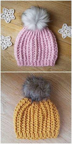 Crochet beanie pattern messy bun 15 Ideas for 2019 Disney Crochet Patterns, Crochet Baby Hat Patterns, Beanie Pattern Free, Crochet Baby Beanie, Crochet Beanie Pattern, Crochet Hats, Crochet Dolls, Doll Patterns, Crochet Accessories