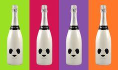 PANDA - Vigneron S.A (vin pétillant) | Design : Dizen, Argentine (décembre 2014)