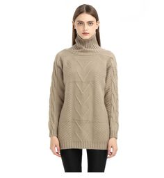 Mink Cashmere Sweater Women Fashion Mink Cashmere Pullovers