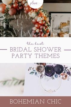Plann the perfect bridal shower! Here are the BEST themes for 2021 / Bridal shower ideas / How to plan a Bridal Shower / Bridal Shower Inspiration / Lemon Bridal Shower / Garden / Southwest / Aloha / Something Blue / Tiffany's / Chanel / Adventure Awaits / Pearls of Wisdom Bridal Shower / Harry Potter / Friends Series / Pastel & Floral / Blush & Gold / Fiesta / Bohemian / Tea Party / Black & White Glam / Vogue Lingerie / Bubbles & Besties / Vintage Glamour / Scooped Up / Mint to Be / Rustic… Fun Bridal Shower Games, Chic Bridal Showers, Bridal Shower Party, Bridal Shower Rustic, Bridal Shower Decorations, Hens Party Themes, Party Ideas, Theme Ideas, Boho Hen Party