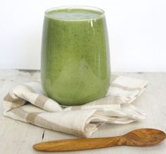 The Organic Burst Smoothie By Deliciously Ella