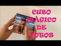#DicadaJu: Cubo Mágico com Fotos - YouTube