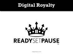 #ReadySetPause-overview by @Amy Jo Martin  and @DigitalRoyalty via @Slideshare