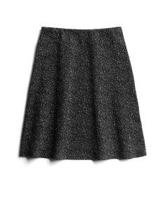 Winter Stylist picks: Knit A-line skirt
