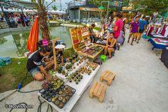 Chillva Market Phuket - Night Market in Phuket Town