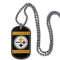 Pittsburgh Steelers Necklaces