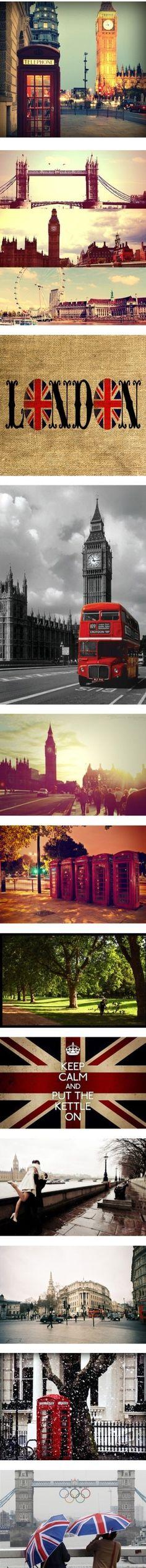London. by Prue McKettary