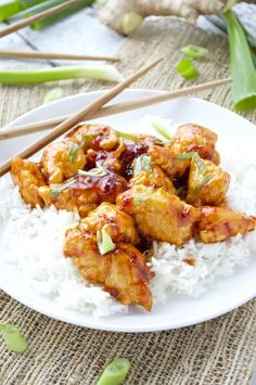 Everyone's favorite Chinese takeout made at home! You control the quality of ingredients for a much better version than any restaurant.