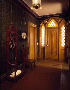 Roseland Cottage Hallway