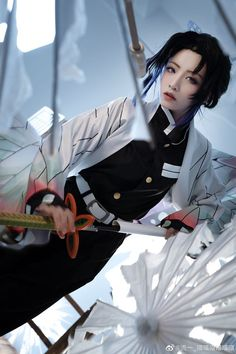 Kimetsu no Yaiba: Thưởng thức trận chiến giữa Douma và Trùng Trụ Shinobu qua loạt ảnh cosplay đẹp nhức mắt - Ảnh 25. Anime Cosplay, Todoroki Cosplay, Cute Cosplay, Cosplay Costumes, Cosplay Characters, Manga Characters, Best Cosplay Ever, Human Poses Reference, Asian Fever