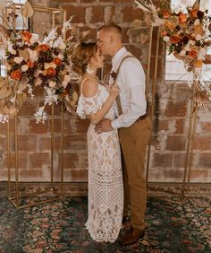 Today's inspiration draws upon the warm tones and textures you'll find across the vast and rocky landscape of the southwest. Deep maroons and natural terracotta shades are mixed with intricate lace to create a one-of-a-kind southwestern boho-inspired wedding. See more rustic wedding inspiration, and dress ideas at rusticweddingchic.com 📸: @sunandrosephoto Maroon Wedding, Boho Wedding, Rustic Wedding Inspiration, Wedding Ideas, Bohemian Bride, Rose Photography, Lily, Bridal, Dress Ideas