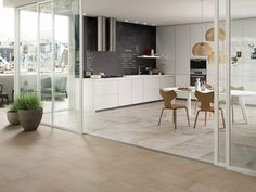 Porcelain stoneware wall/floor tiles MYSTONE QUARZITE by MARAZZI