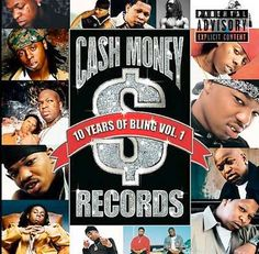 Cash Money Records serve as a huge inspiration for my music and The Consortium