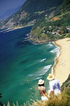 Stanwell Tops, South of Sydney, NSW, Australia