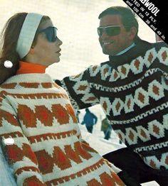 1960's ski