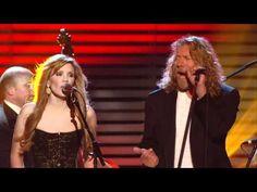 ROBERT PLANT & ALISON KRAUSS ~ Rich Woman/Gone, Gone, Gone (Grammys 2012)