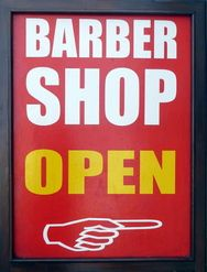 So with 3 barbers offering quality haircuts, beard grooming and shaves. why not pop in and experience the best of Bristol/South Gloucestershire barbering and find out why we have been in business for over  24 years.
