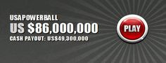 ElGordoNavidad € 2,52 billion LoteriaNacionalExtra € 105 million Powerball $ 86 million EuroMillions € 25 million LaPrimitiva € 18 million SuperEnaLotto € 15,6 million SuperLottoPlus $ 16 million  Choose the: http://www.moje-obchody.cz/en/online-betting/