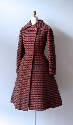 1950's Princess Coat - YES!! Must add this to the design and make list!