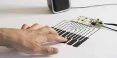 Touch Board: convierte cualquier superficie en interactiva